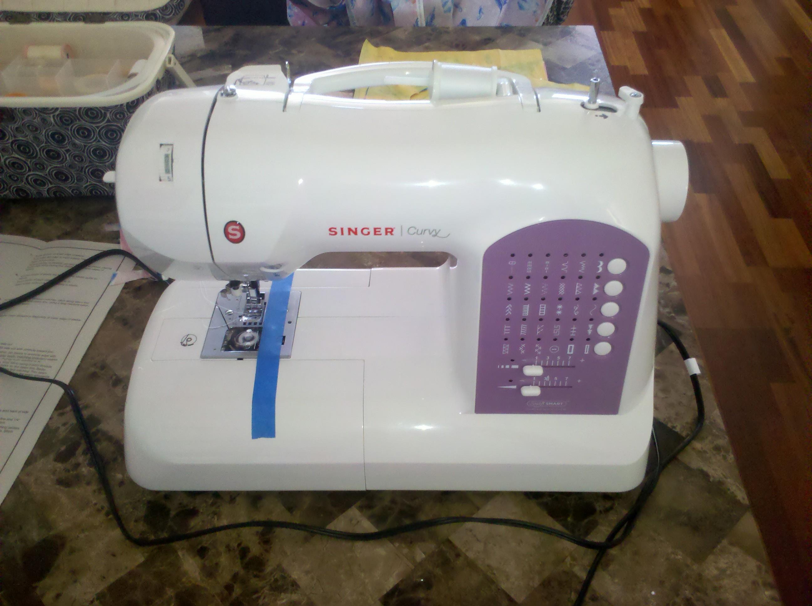 singer curvytm 8763 sewing machine reviews